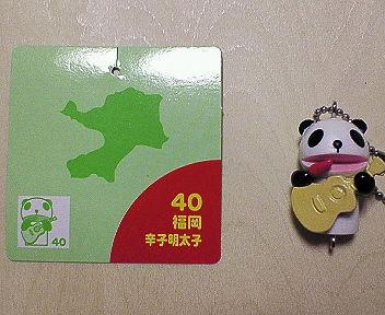 40 福岡 辛子明太子