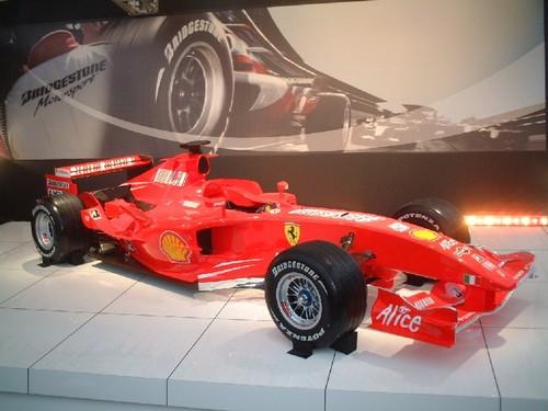 フェラーリブース01