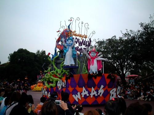 ハロウィンパレード2