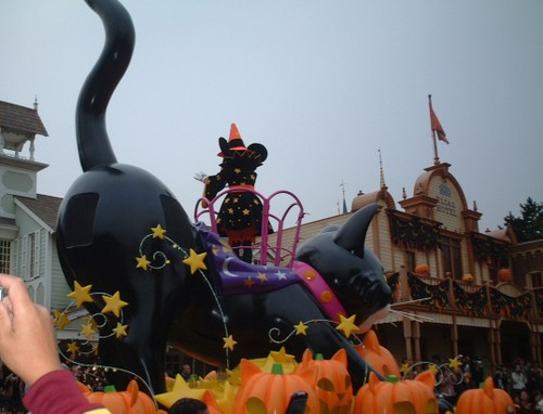 ハロウィンパレード5
