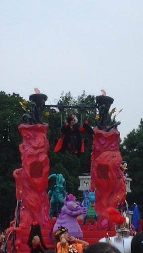 ハロウィンパレード12